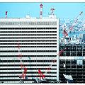 写真: 変わる大阪駅