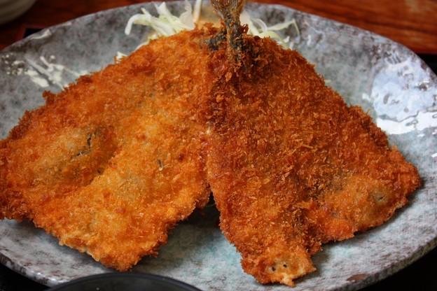 Photos: 安房鴨川 地魚料理 船よし/アジフライ