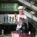 Photos: 巨大な小林幸子人形正面から