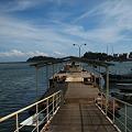 写真: 漁協桟橋から06
