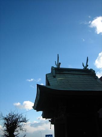 平二丁目の神社