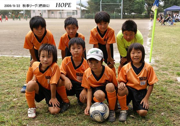 05 HOPE集合写真(チーム名入り)