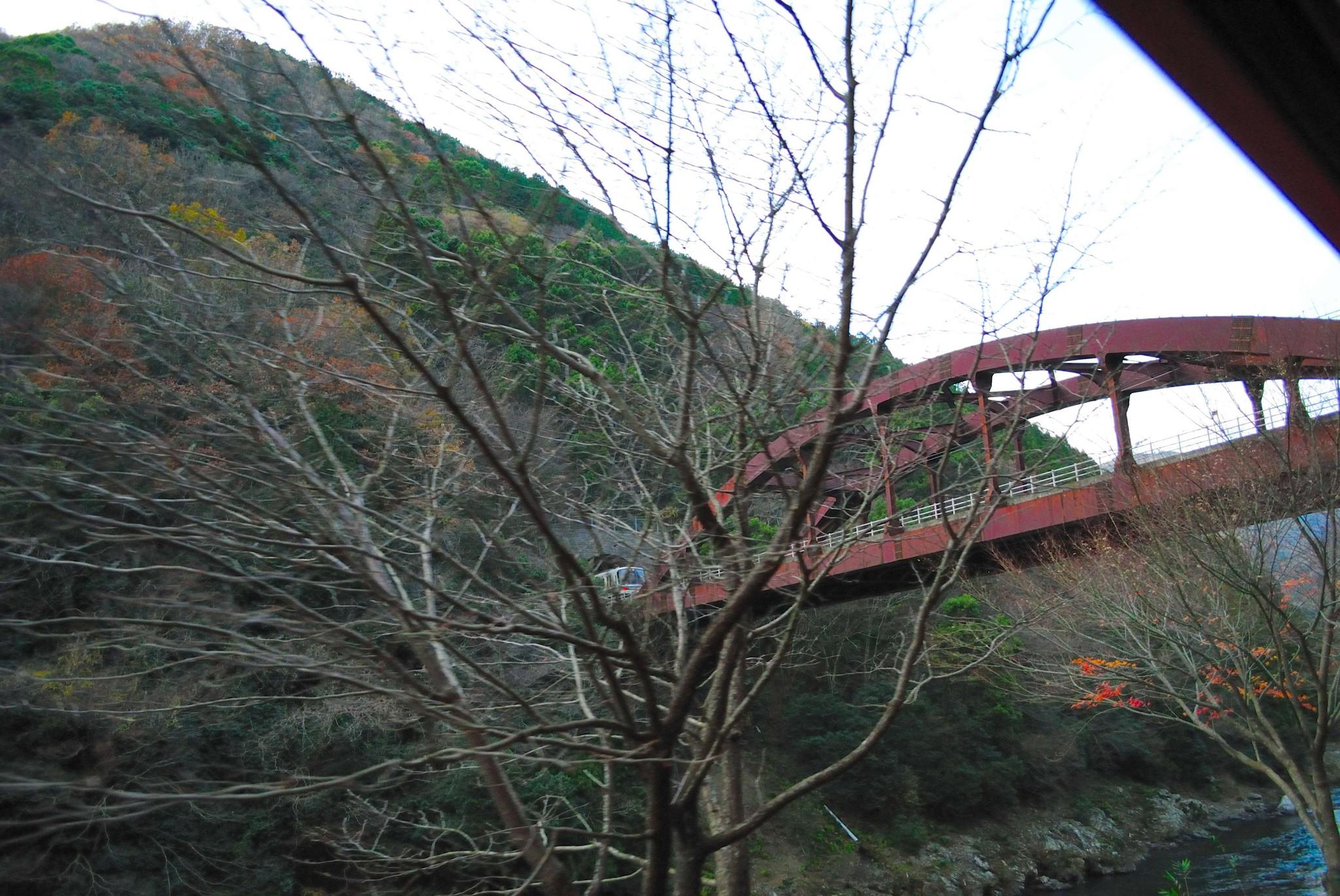 嵯峨野観光鉄道 2010