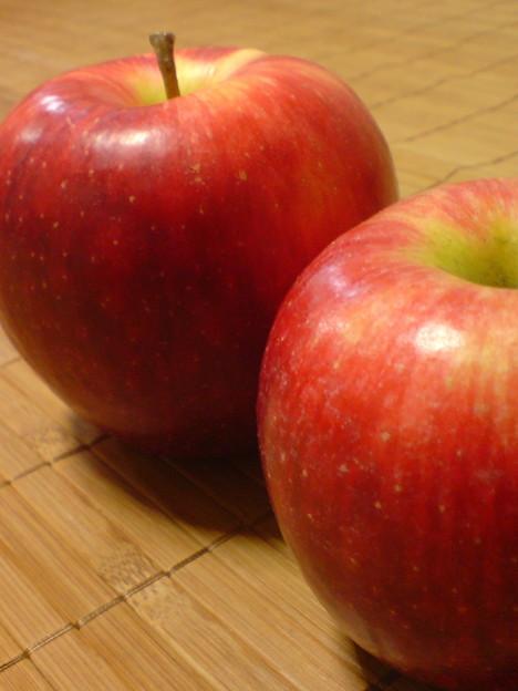 津軽のふじりんご