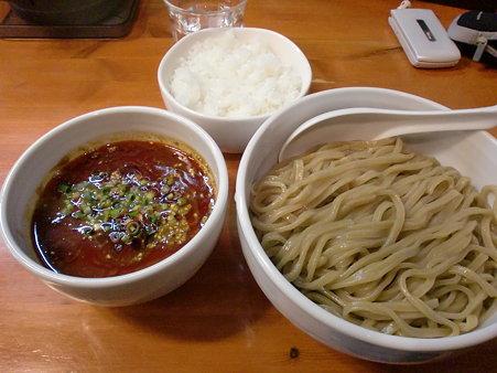 麺屋高橋 辛つけ麺(大)