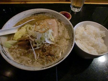 蓮海 味噌+大ライス