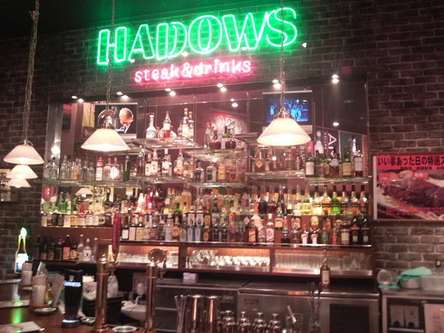 steak & drink HADOWS 大日店 [大阪]