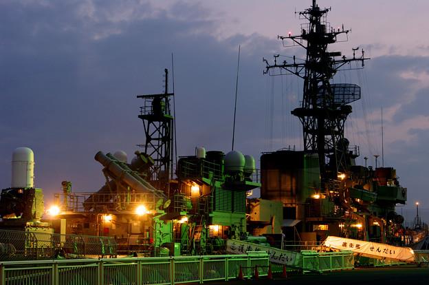 JMSDF護衛艦せんだい@名古屋港(12)