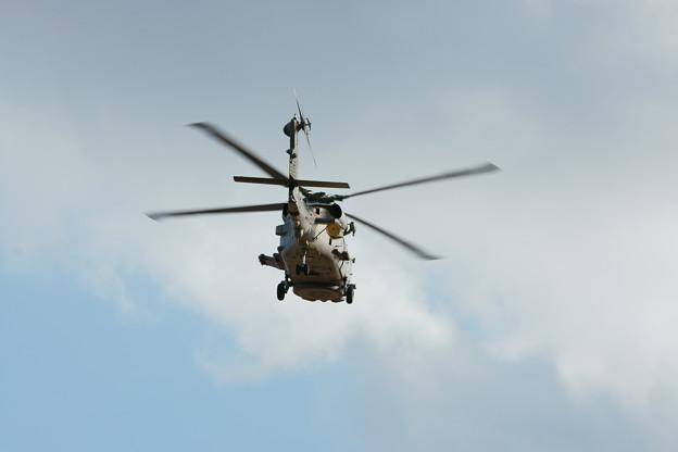 SH-60B Seahawk WARLORDS TA707