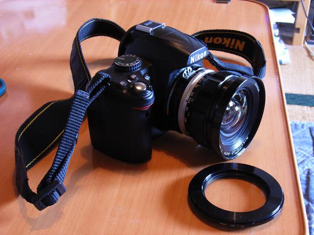 D3000 (7) レンズ 20mm 2012年 5月