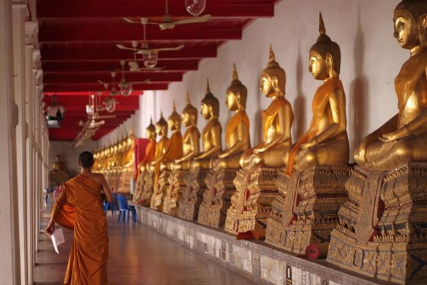 Wat Mahathat in Bangkok
