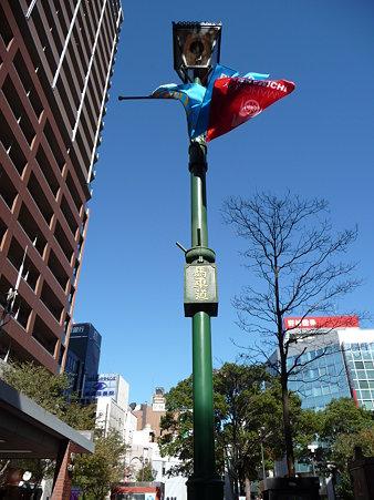 091103-馬車道 ガス灯 (1)