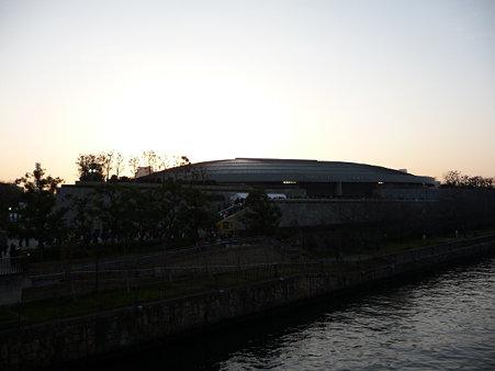 091227-城ホール 夕