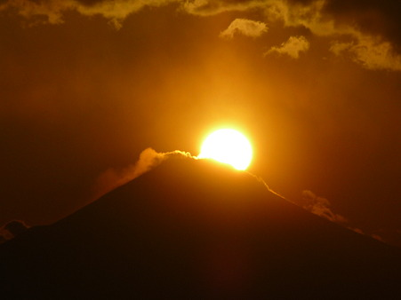 100310-富士山と夕陽 (60)