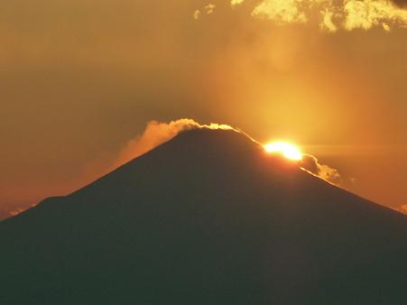 100310-富士山と夕陽 (74)
