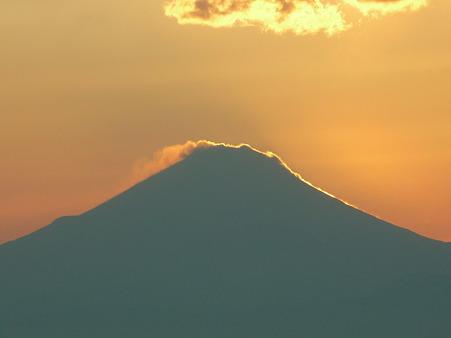 100310-富士山と夕陽 (91)
