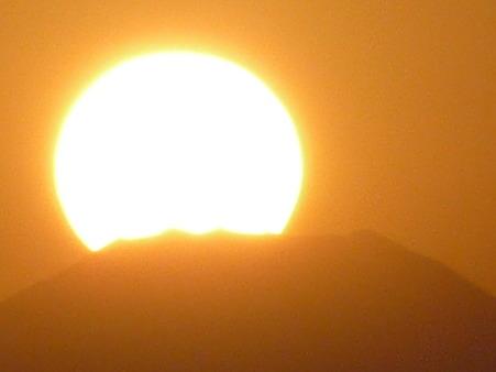 100311-富士山と夕陽 (27)