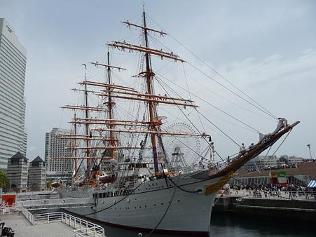 100429-日本丸 総帆展帆-42