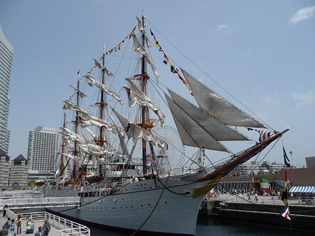 100429-日本丸 総帆展帆-116