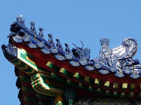 110203-中華街 朝陽門 (7)