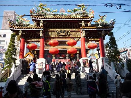 110203-中華街 関帝廟 (2)