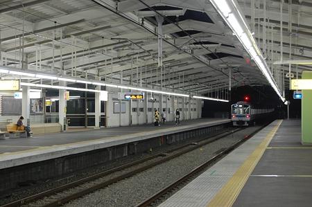 60_小田急永山駅ホーム