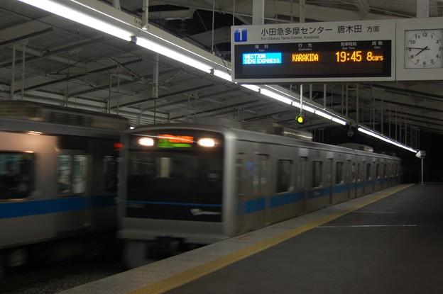 62_小田急永山から多摩センターへ