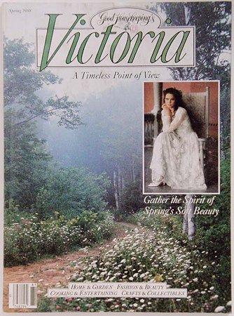 victoria magazine,1988年spring