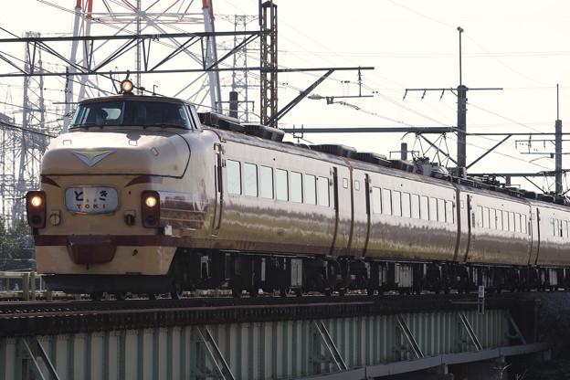 489系特急とき リバイバル運転(3)