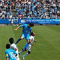 2010/5/2 横浜FCーヴァンフォーレ甲府戦(ニッパツ三ツ沢球技場)