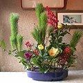 Photos: 正月のお花