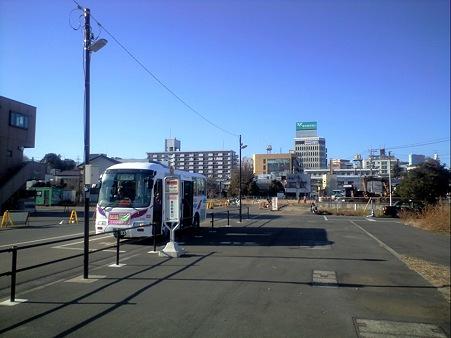 豊田駅南口 バス停