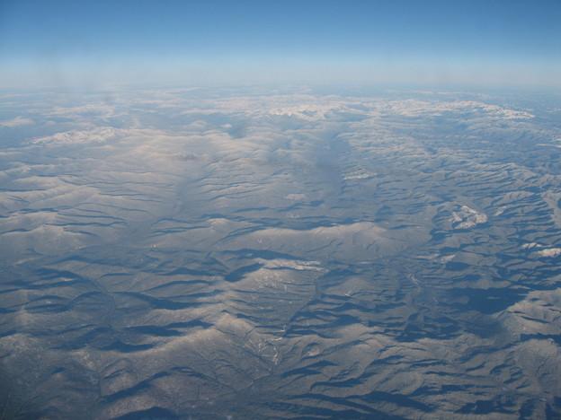 シベリアの大地