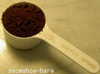 スリランカコーヒーの粉
