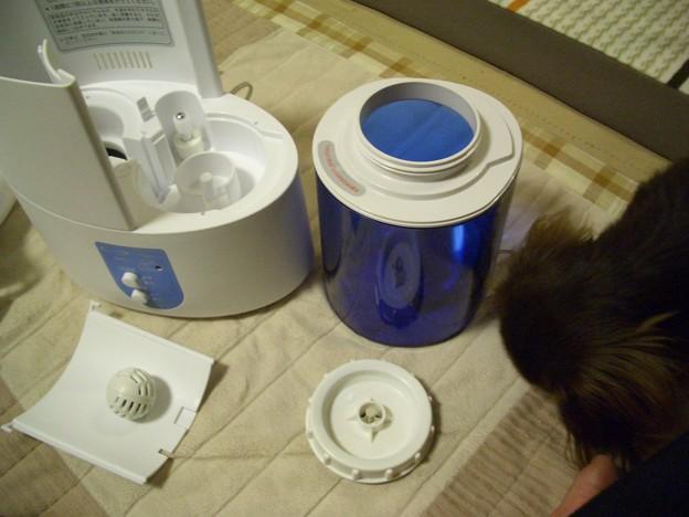 アロマ加湿器