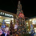 写真: グランベリーモール・クリスマス・2010