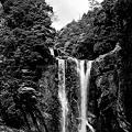 山都町にある名瀑 鵜の子滝