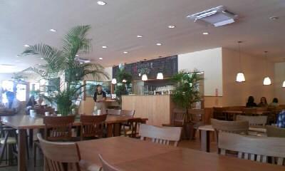 カフェ&レストラン FORATO 店内(1)