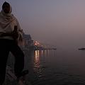 Photos: 2010.02.01 バナーラス ガート ボート漕ぎ