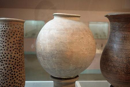 2010.02.05 デリー 国立近代美術館 仏像-11