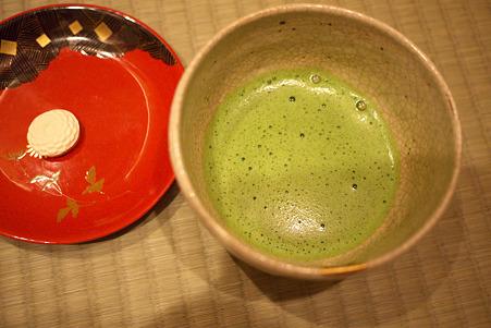 2010.04.30 知恩院 近くの市場でお茶