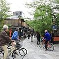 写真: 2010.04.30 祇園 白川たつみばしは国際化-1
