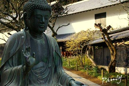 東慶寺にて・・2