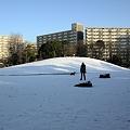 Photos: 雪の公園