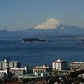 Photos: 雪景色の富士山!(091219)