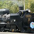 Photos: SL蒸気機関車の前面!(100504)