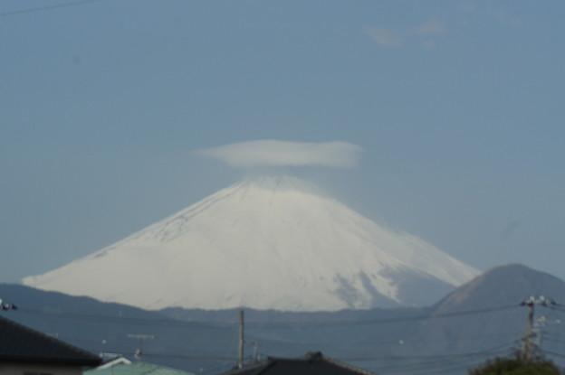 Photos: 笠雲