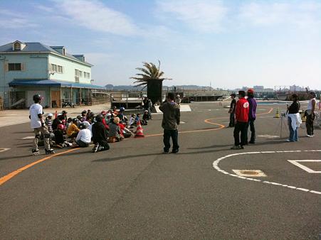 鵠沼インラインスケートフェス