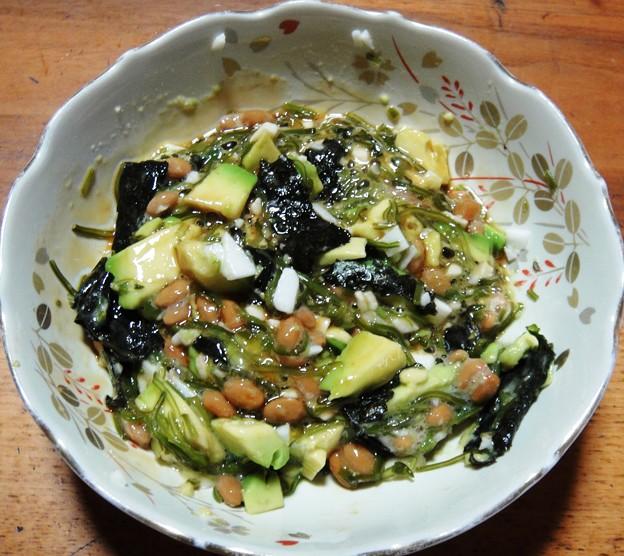 自然薯@養老渓谷