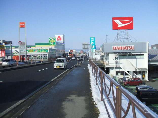 冬の上荒久田